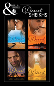 Desert Sheikhs (Mills & Boon e-Book Collections)