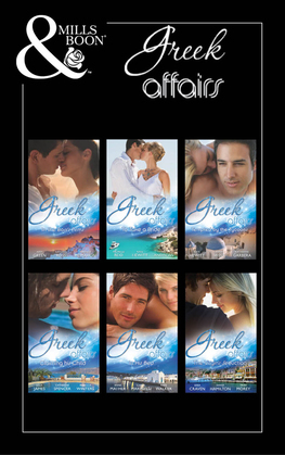 Greek Affairs (Mills & Boon e-Book Collections)