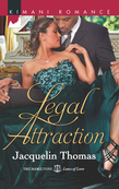 Legal Attraction (Mills & Boon Kimani) (The Hamiltons: Laws of Love, Book 3)
