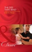 The Ties that Bind (Mills & Boon Desire) (Billionaires and Babies, Book 28)