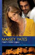 Hajar's Hidden Legacy (Mills & Boon Modern)