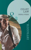 Colby Law (Mills & Boon Intrigue) (Colby, TX, Book 1)