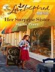 Her Surprise Sister (Mills & Boon Love Inspired) (Texas Twins, Book 1)