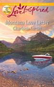 Montana Love Letter (Mills & Boon Love Inspired)