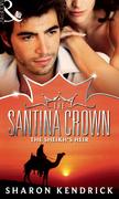 The Sheikh's Heir (Mills & Boon M&B) (The Santina Crown - Book 2)