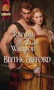 Return of the Border Warrior (Mills & Boon Historical) (The Brunson Clan, Book 1)