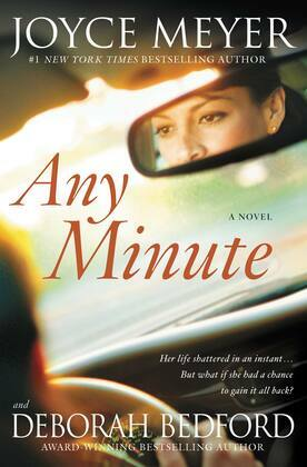 Any Minute: A Novel
