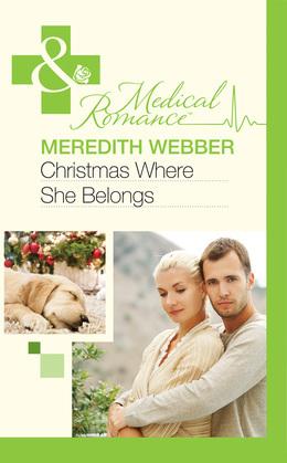 Christmas Where She Belongs (Mills & Boon Medical)