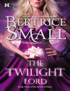 The Twilight Lord (Mills & Boon M&B) (World of Hetar, Book 3)