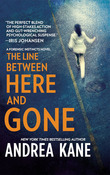 The Line Between Here and Gone (Forensic Instincts, Book 2)