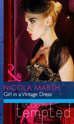 Girl in a Vintage Dress (Mills & Boon Modern Heat)