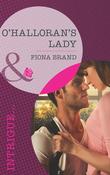 O'Halloran's Lady (Mills & Boon Intrigue)