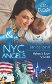 NYC Angels: Heiress's Baby Scandal (Mills & Boon Medical) (NYC Angels, Book 2)