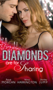 Diamonds are for Sharing: Her Valentine Blind Date / Tipping the Waitress with Diamonds / The Bridesmaid and the Billionaire (Mills & Boon M&B)