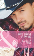 One Brave Cowboy (Mills & Boon Cherish)