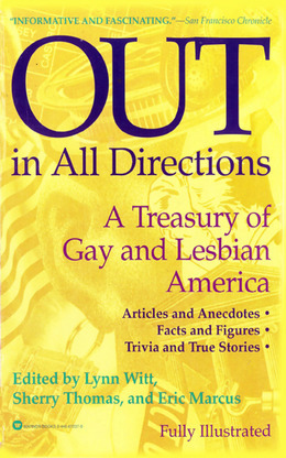 Out in All Directions: A Treasury of Gay and Lesbian America