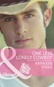 One Less Lonely Cowboy (Mills & Boon Cherish)