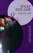 What She Saw (Mills & Boon Intrigue) (Conard County: The Next Generation, Book 14)