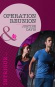 Operation Reunion (Mills & Boon Intrigue) (Cutter's Code, Book 2)