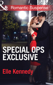 Special Ops Exclusive (Mills & Boon Romantic Suspense) (The Hunted, Book 3)