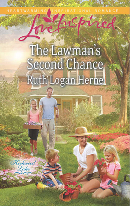 The Lawman's Second Chance (Mills & Boon Love Inspired) (Kirkwood Lake, Book 1)