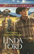The Cowboy's Convenient Proposal (Mills & Boon Love Inspired Historical) (Cowboys of Eden Valley, Book 3)