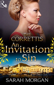 An Invitation to Sin (Mills & Boon M&B) (Sicily's Corretti Dynasty, Book 2)