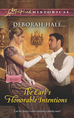 The Earl's Honorable Intentions (Mills & Boon Love Inspired Historical) (Glass Slipper Brides, Book 3)
