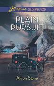 Plain Pursuit (Mills & Boon Love Inspired Suspense)