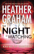 The Night is Watching (Krewe of Hunters, Book 9)