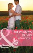 The Cowboy's Return (Mills & Boon Cherish) (Red Valley Ranchers, Book 1)