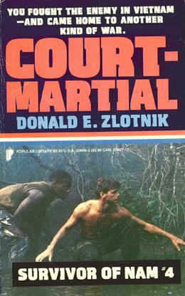 Survivor of Nam: Court Martial - Book #4: Court Martial - Book #4