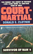 Survivor of Nam: Court Martial - Book #4: Court Martial - Book #4