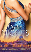 Exotic Nights: The Virgin's Secret / The Devil's Heart / Pleasured in the Playboy's Penthouse (Mills & Boon M&B)