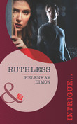 Ruthless (Mills & Boon Intrigue) (Corcoran Team, Book 2)