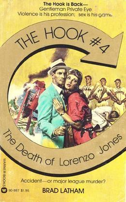 Hook, The: The Death of Lorenzo Jones - Book #4: The Death of Lorenzo Jones - Book #4