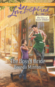 The Boss's Bride (Mills & Boon Love Inspired) (The Heart of Main Street, Book 3)