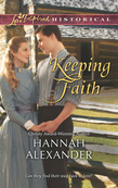 Keeping Faith (Mills & Boon Love Inspired Historical)