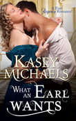 What an Earl Wants (Mills & Boon M&B) (The Redgraves, Book 1)