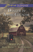Danger In Amish Country: Fall from Grace / Dangerous Homecoming / Return to Willow Trace (Mills & Boon Love Inspired Suspense)