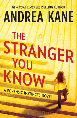 The Stranger You Know (Forensic Instincts, Book 3)
