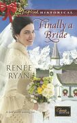 Finally a Bride (Mills & Boon Love Inspired Historical) (Charity House, Book 7)