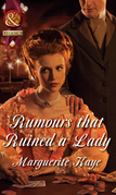 Rumours that Ruined a Lady (Mills & Boon Historical) (The Armstrong Sisters, Book 5)
