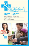 Her Real Family Christmas (Mills & Boon Medical)