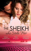 The Sheikh Who Stole Her: Sheikh Seduction / The Untamed Sheikh / Desert King, Doctor Daddy (Mills & Boon M&B)