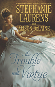 The Trouble with Virtue: A Comfortable Wife / A Lady By Day (Mills & Boon M&B)
