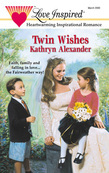 Twin Wishes (Mills & Boon Love Inspired) (Fairweather, Book 2)