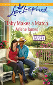 Baby Makes a Match (Mills & Boon Love Inspired) (Chatam House, Book 3)