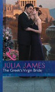The Greek's Virgin Bride (Mills & Boon Modern)