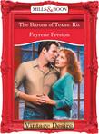 The Barons Of Texas: Kit (Mills & Boon Desire) (The Barons, Book 9)